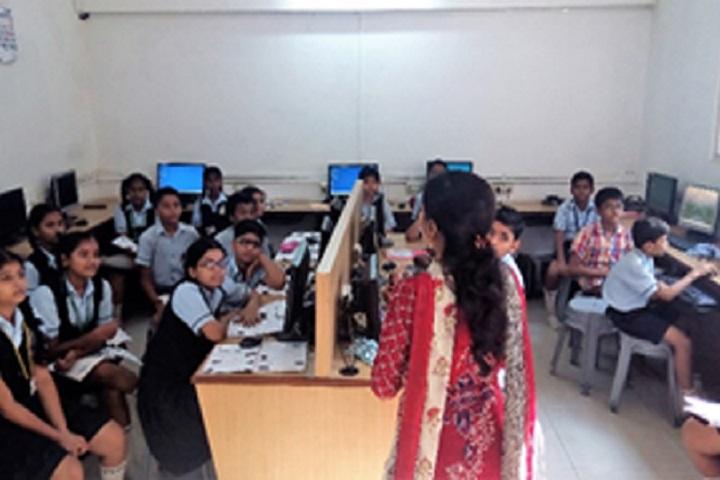 Manav Mandirs Smt Nandkumar Rasiklal P Seth Multipurpose High School-IT-Lab