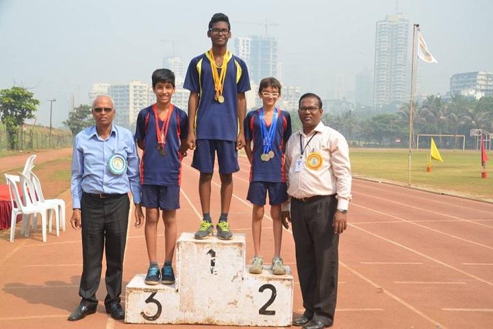 Manav Mandirs Smt Nandkumar Rasiklal P Seth Multipurpose High School-Winners