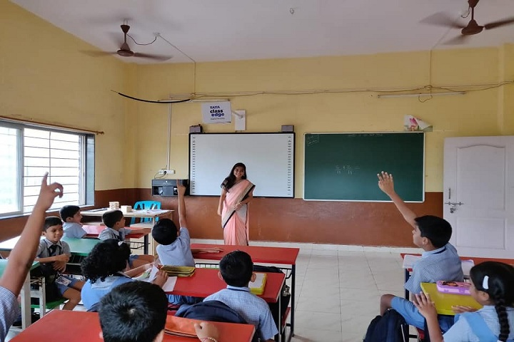 Manes International School-Classroom