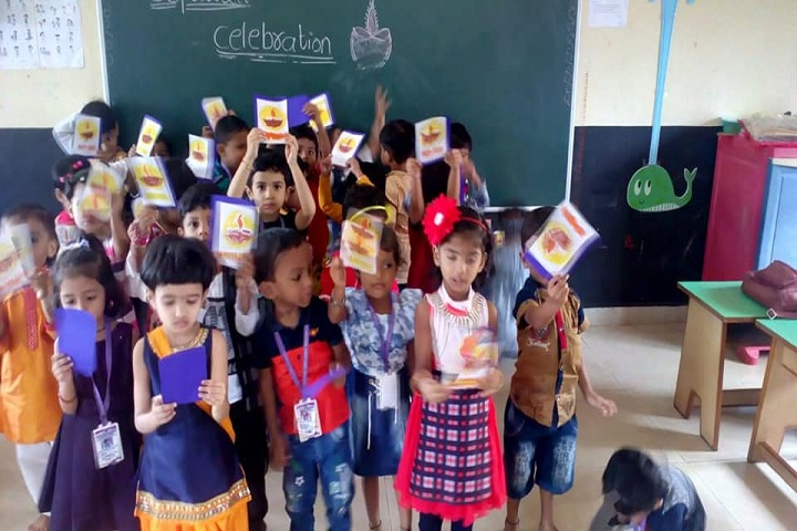 Manes International School-Kids