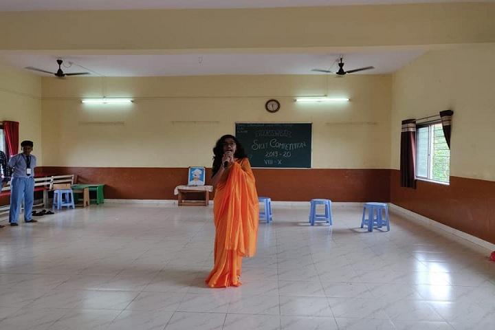 Manes International School-Singing