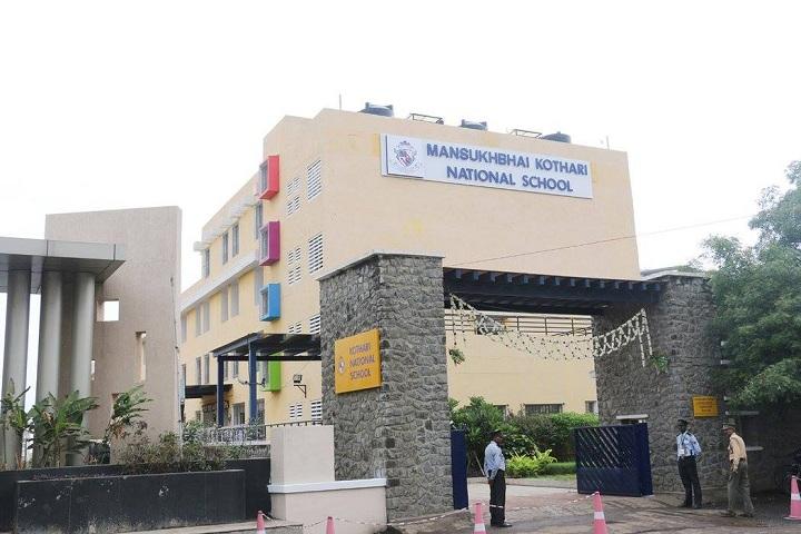 Mansukhbhai Kothari National School-Campus