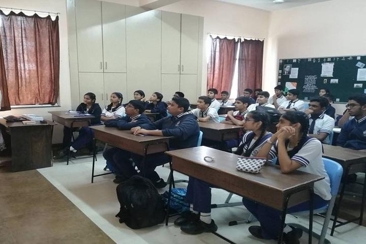 Mansukhbhai Kothari National School-Classroom