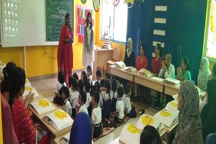 Mansukhbhai Kothari National School-Kids Class