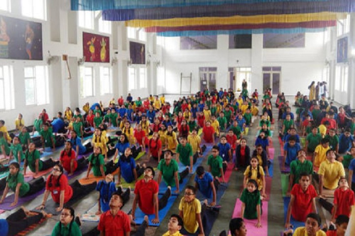 Mansukhbhai Kothari National School-Yoga
