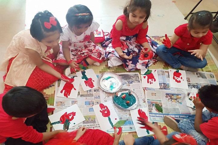 Mansukhbhai Kothari National School-Activity