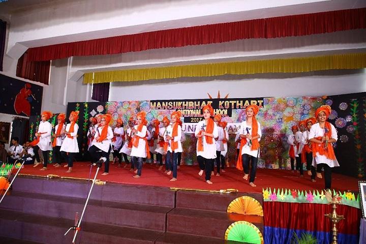 Mansukhbhai Kothari National School-Events