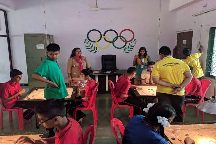 Mar Thoma Vidyapeeth-Sports Day Celebrations