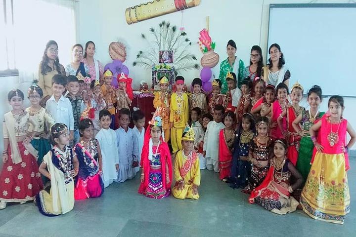 Meritorious Public School-Festival Celebration