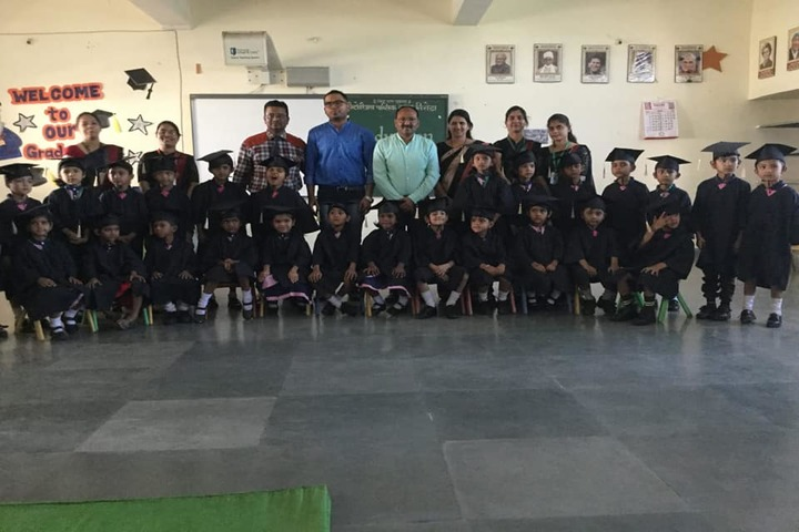 Meritorious Public School-Graduation Day