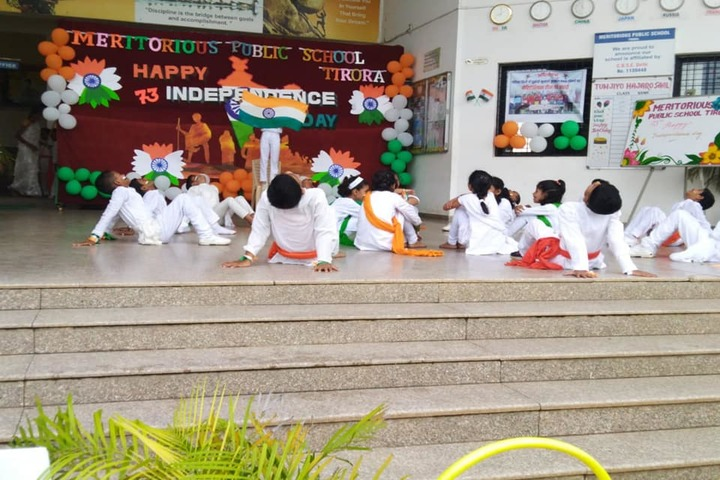 Meritorious Public School-Independence Day