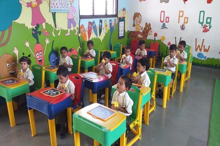 Meritorious Public School-Primary Class Room
