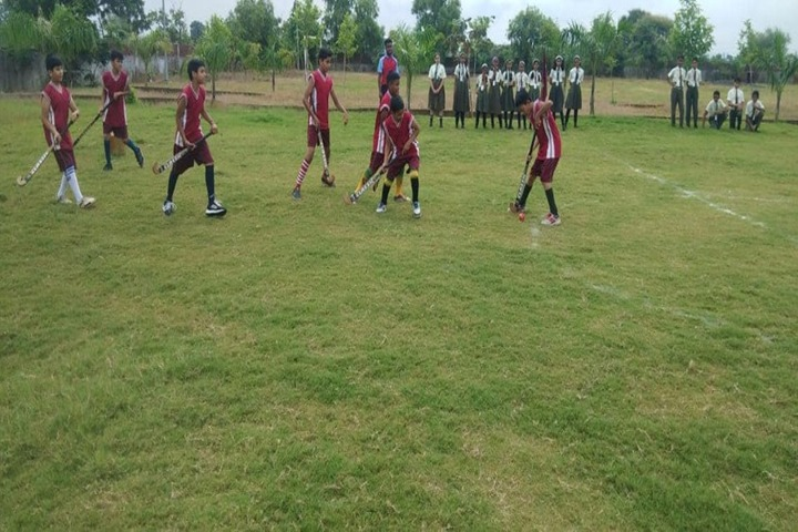 Meritorious Public School-Sports Day
