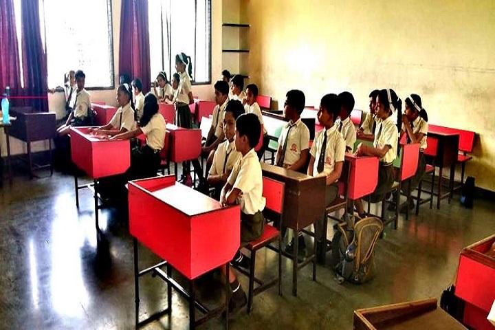 Meritorious Public School-Classroom