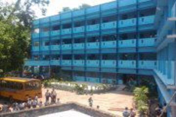 Dav Public School-School Building