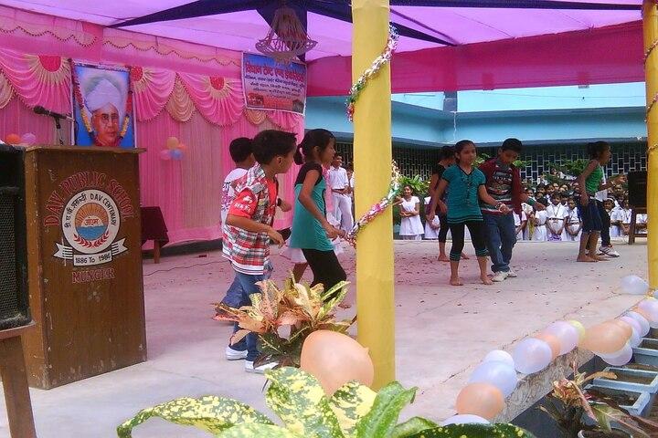 Dav Public School-Teachers Day Celebrations
