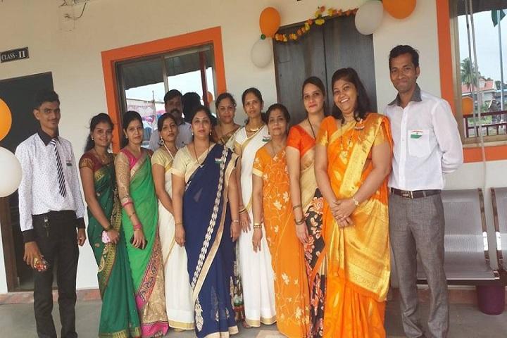 Mnr International School-Staff