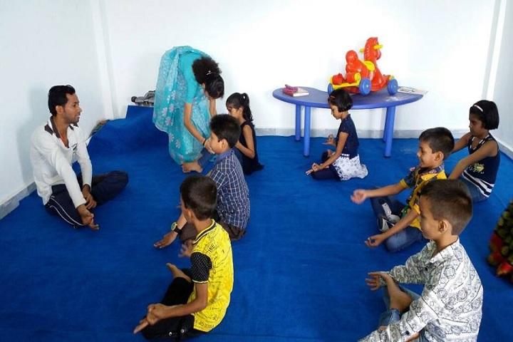 Mnr International School-Yoga