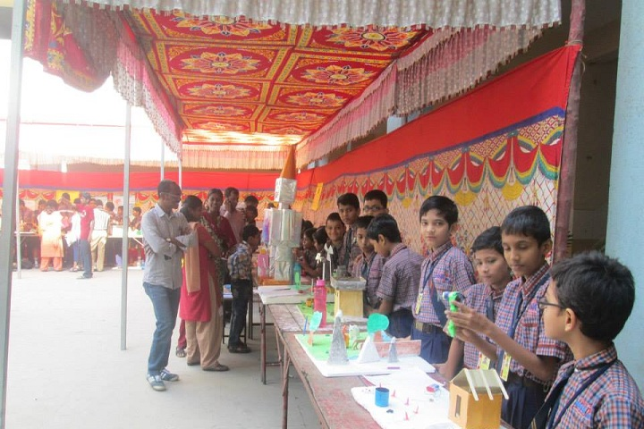 Mnr School Of Excellence-Exhibition
