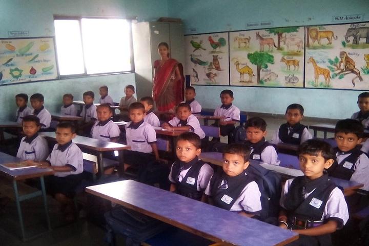 Modern English School-Class