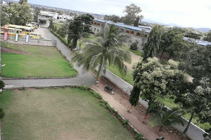 Modern English School-Ground