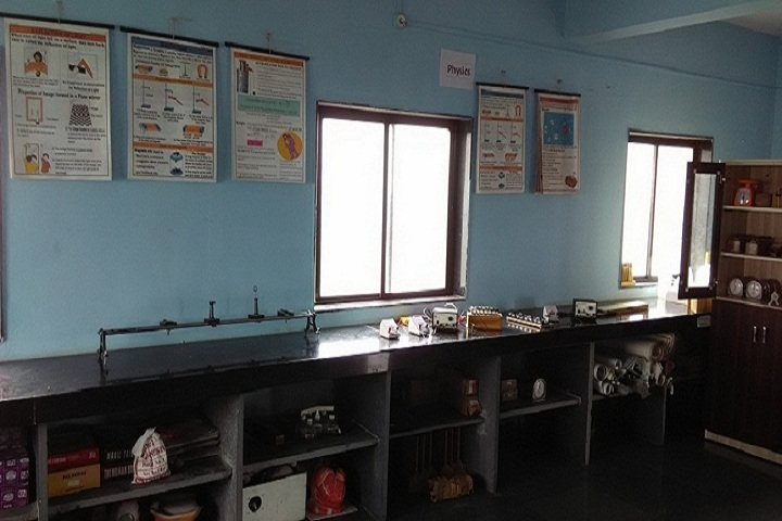 Modern English School-Physics-Lab