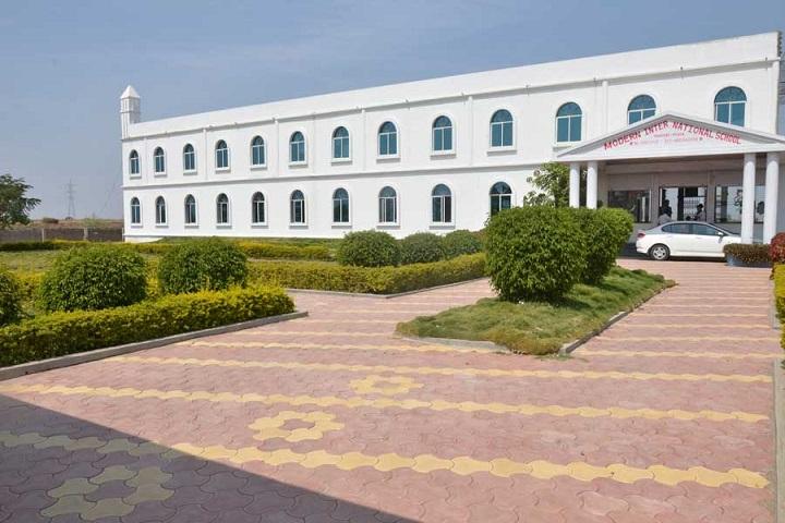 Modern International School-Campusview