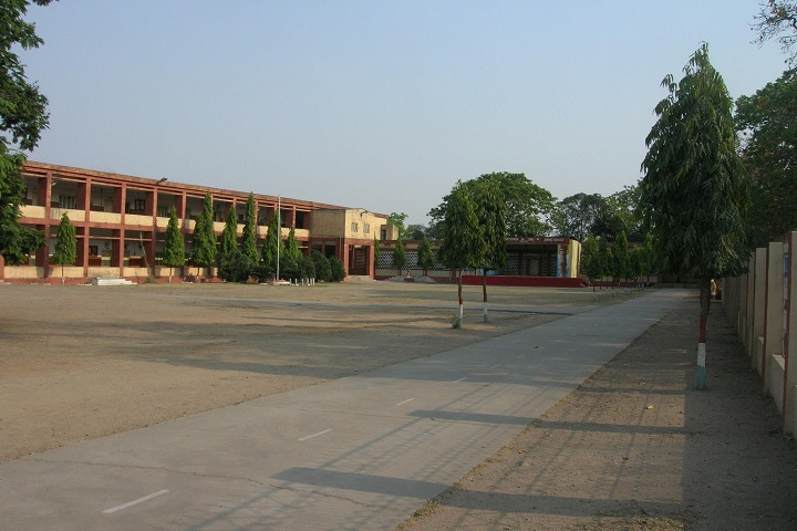 Mount Carmel Convent High School-Sports playground