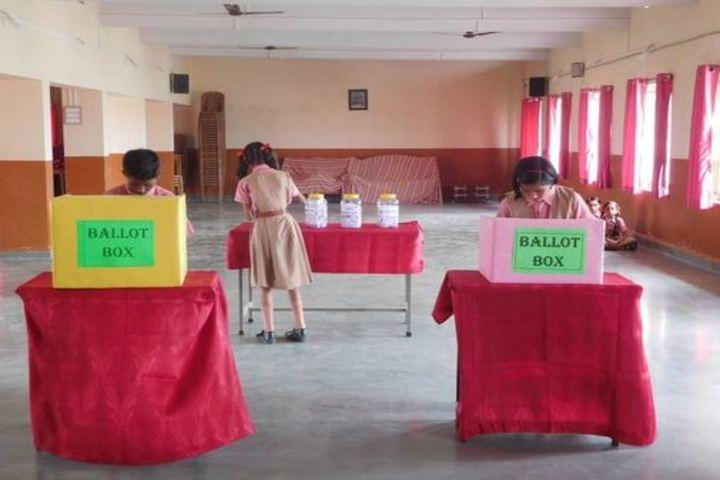 Mount Carmel Convent School-Council School Elections