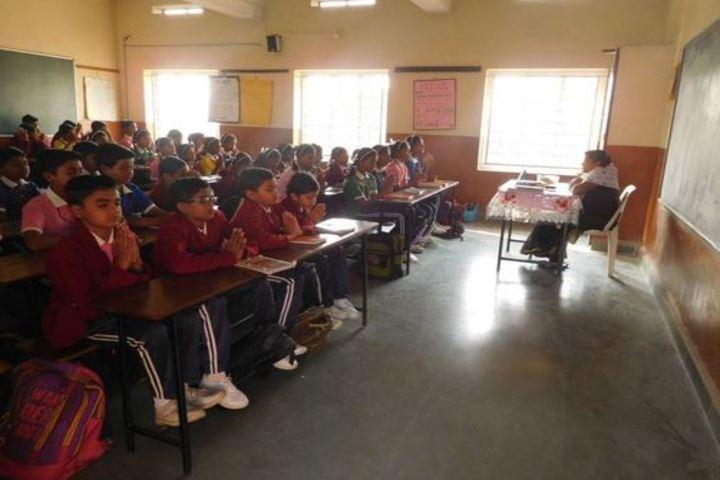 Mount Carmel Convent School-Meditation