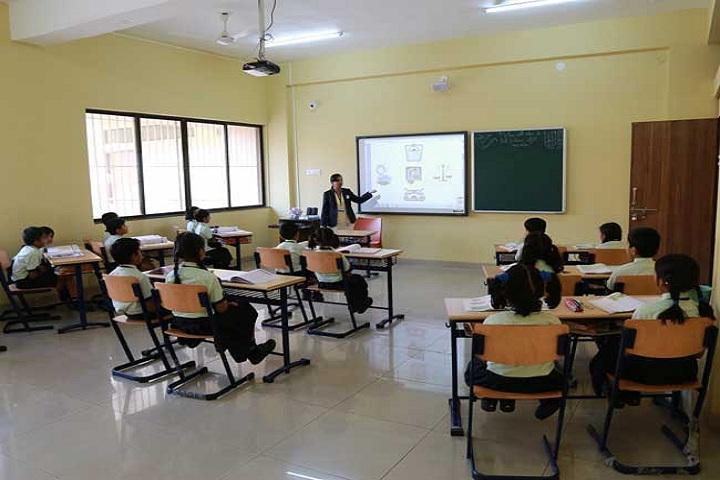 Mount Litera Zee School-Class