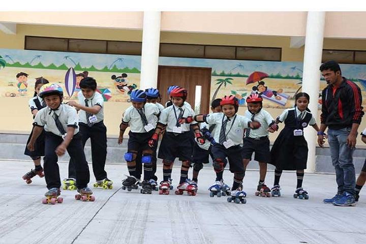 Mount Litera Zee School-Skating