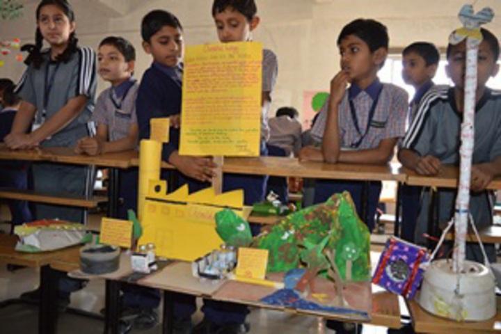 MVP Sunrise School-Science Exhibition