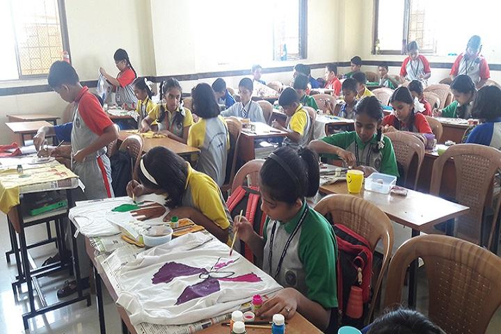MVP Sunrise School-Painting Activity