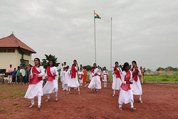 N.V. Chinmaya Vidyalaya-Dance