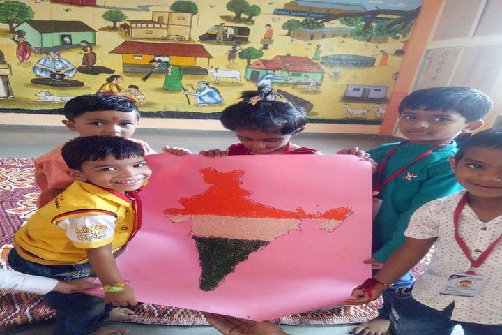 N.V. Chinmaya Vidyalaya-Independence Day Celebrations