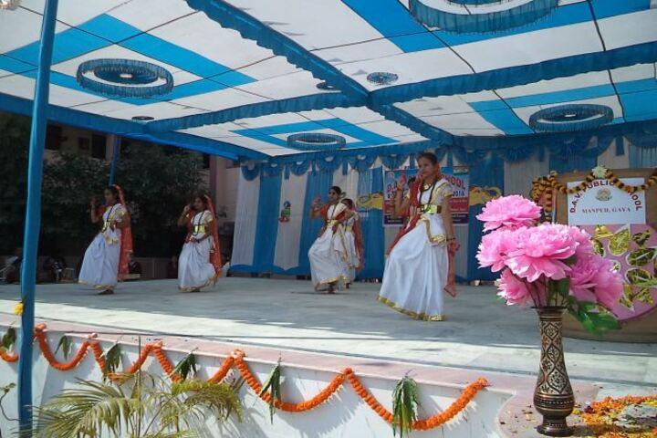 DAV Public School-Cultural Dance