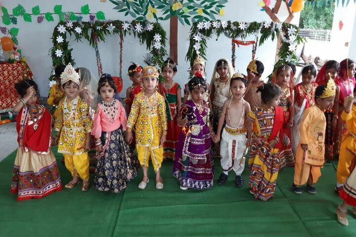 Nagarjuna Public School-Event