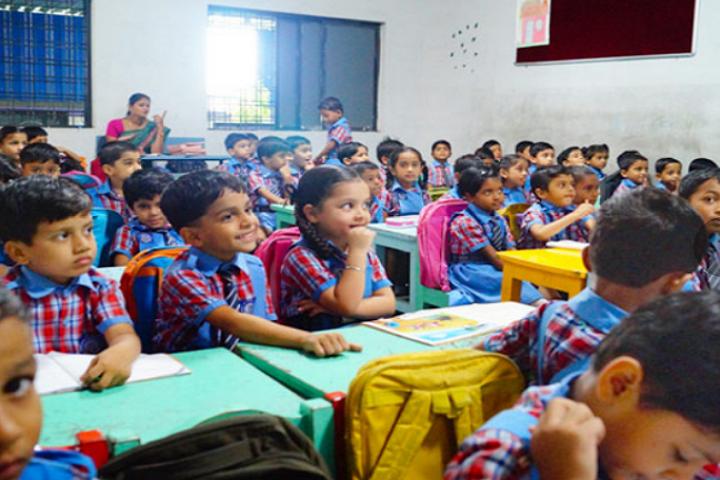 Nagarjuna Public School-Classroom