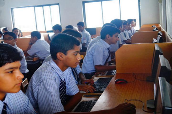 Nagarjuna Public School-Computer Lab