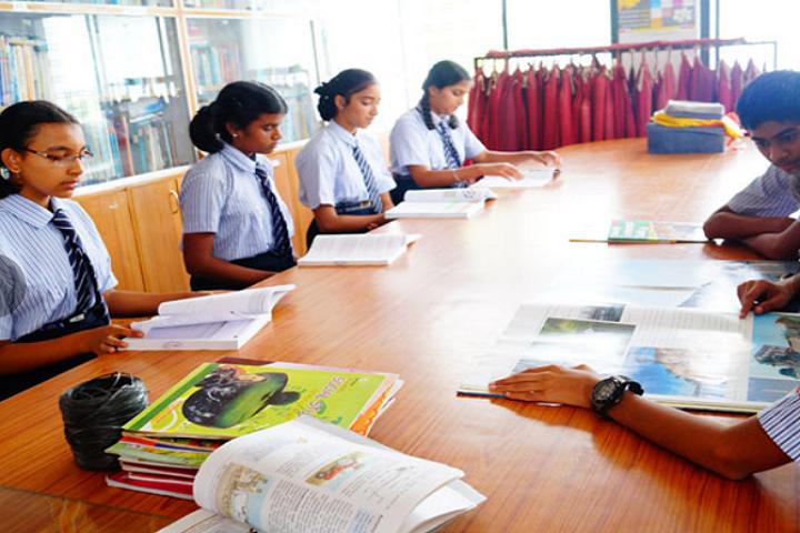 Nagarjuna Public School-Library
