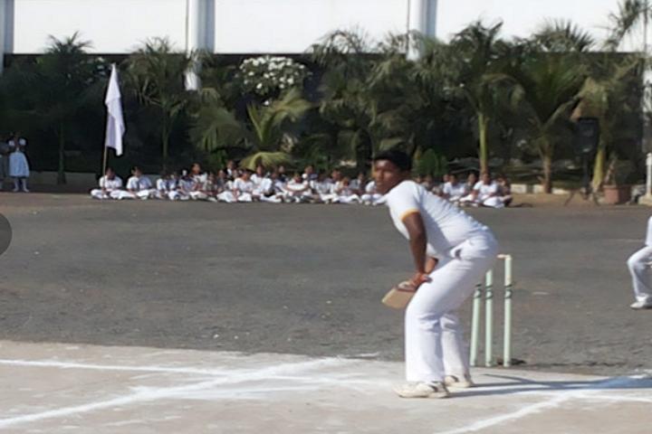 Nagarjuna Public School-Sports