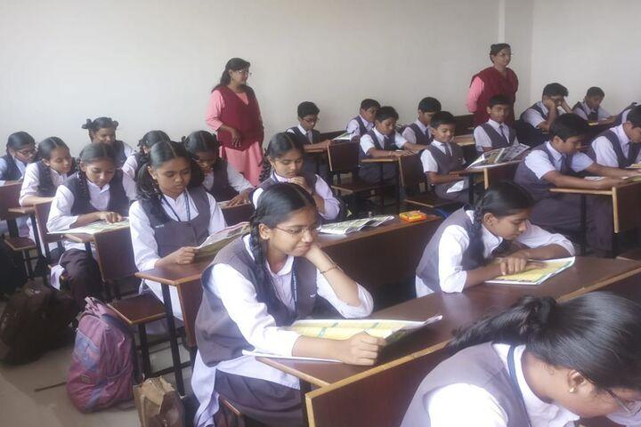 Nagesh Karajagi Orchid School-Classroom