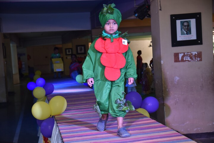 Nagesh Karajagi Orchid School-Fancy Dress
