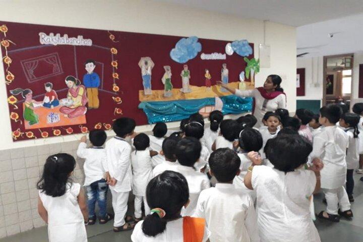 Nalanda Public School-Festival Celabrations
