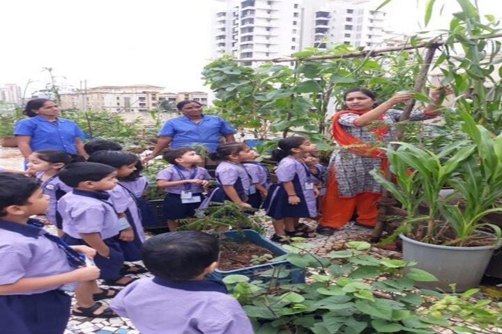 Nalanda Public School-Field Trip
