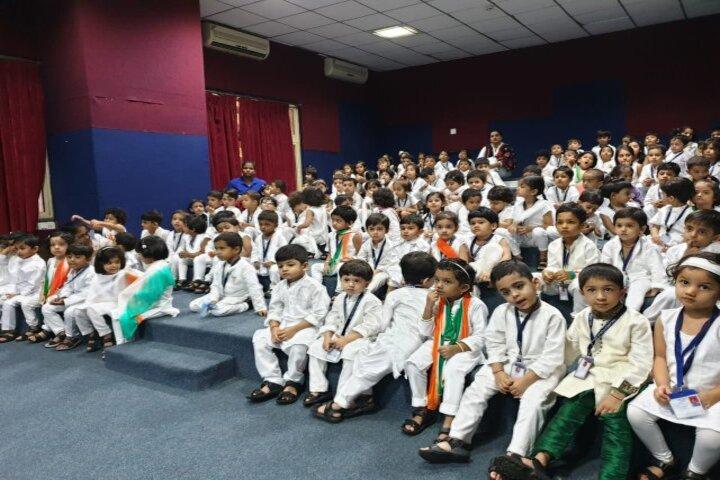 Nalanda Public School-Independance Day