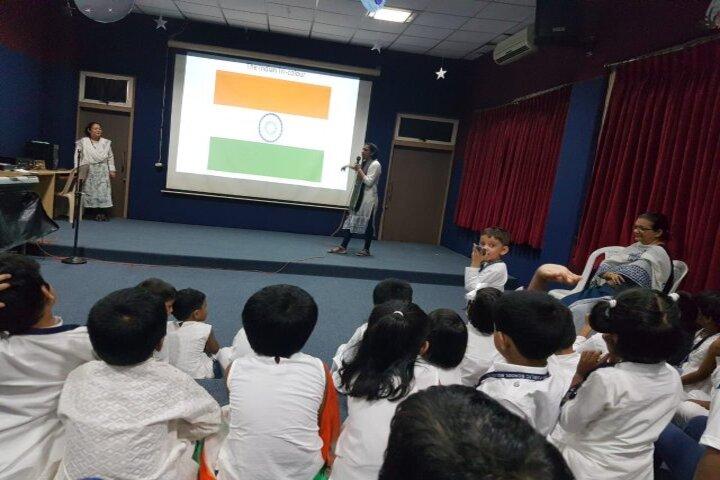 Nalanda Public School-Republic Day