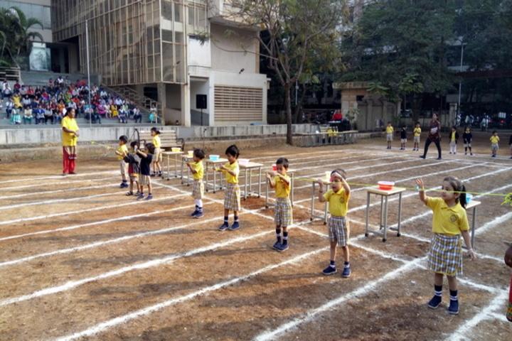 Nalanda Public School-Running Race