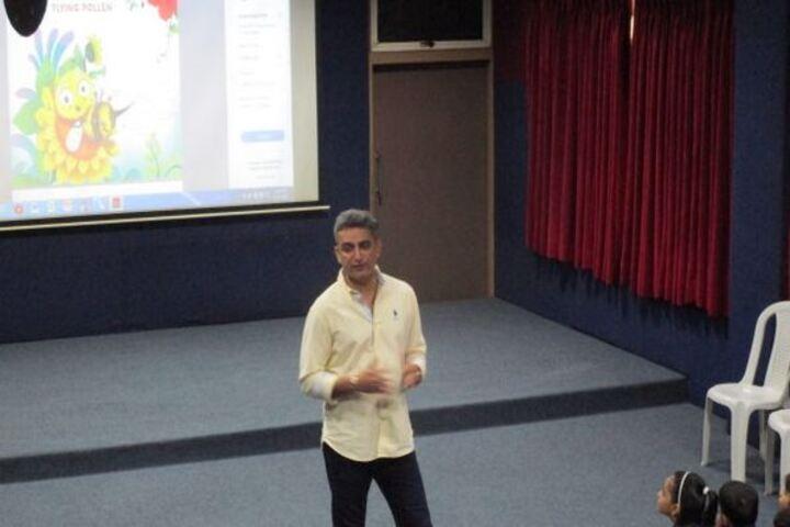 Nalanda Public School-Seminar